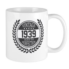 Vintage 1939 Aged To Perfection Mugs