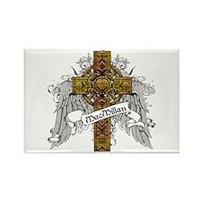 MacMillan Tartan Cross Rectangle Magnet