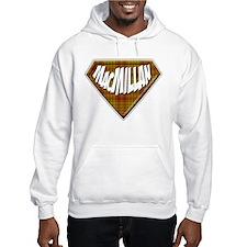 MacMillan Superhero Hoodie