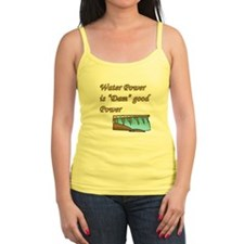 water power is dam good power.png Tank Top
