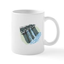 hydro-electric dam Mugs