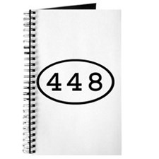 448 Oval Journal