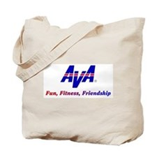 AVA Fun, Fitness, Friendship Tote Bag
