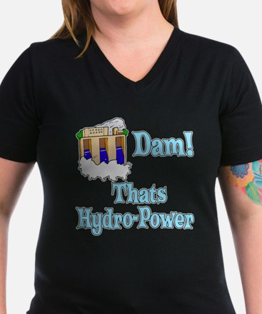 Dam! thats hydro-power.png T-Shirt