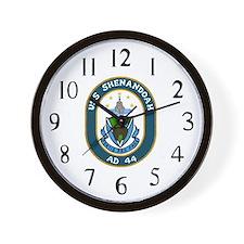 USS Shenandoah (AD 44) Wall Clock