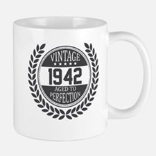 Vintage 1942 Aged To Perfection Mugs