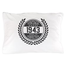 Vintage 1943 Aged To Perfection Pillow Case