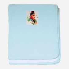 Unique Kgb baby blanket