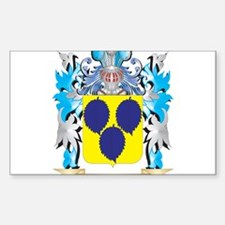Gamboa Coat of Arms - Family Crest Decal