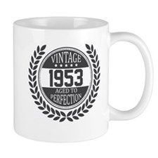 Vintage 1953 Aged To Perfection Mugs
