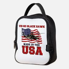 UH-60 Black Hawk Neoprene Lunch Bag