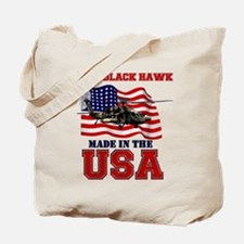 UH-60 Black Hawk Tote Bag