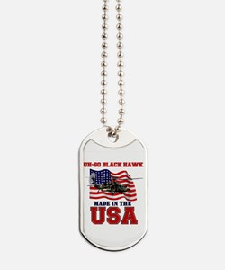 UH-60 Black Hawk Dog Tags