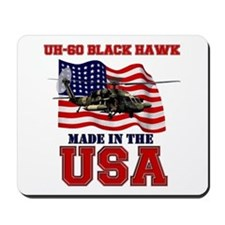 UH-60 Black Hawk Mousepad