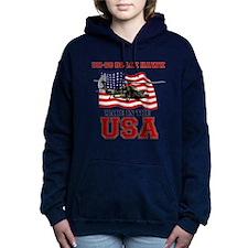 UH-60 Black Hawk Women's Hooded Sweatshirt