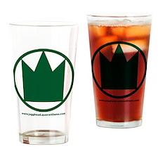 Jugghead logo no text Drinking Glass