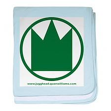 Jugghead logo no text baby blanket