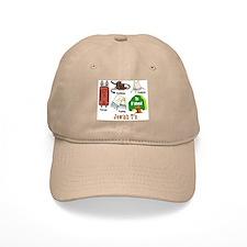 Jewish T's Cap
