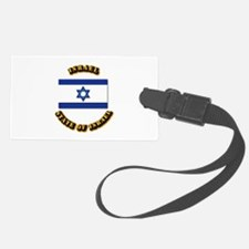State of Israel Luggage Tag