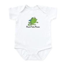 Nonno's Little Monster Baby/Toddler Onesie