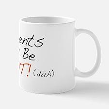 Contents May Be Hot Mug Mugs