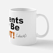 Contents May Be Hotmug Mugs