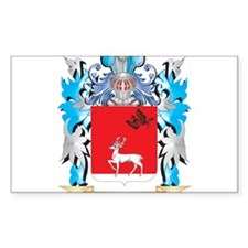 Garibaldi Coat of Arms - Family Crest Decal