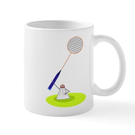 Badminton Gift Mug