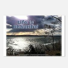 Unbelievable Secret View - Life Is Beautiful Postc