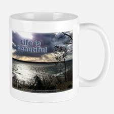 Unbelievable Secret View - Life Is Beautiful Mugs