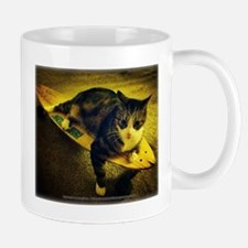 Skateboarding Cat Mugs