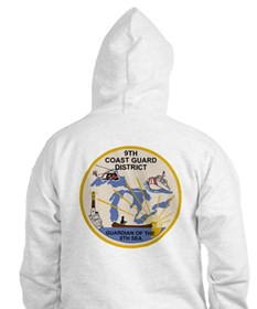 9th Coast Guard District Hoodie
