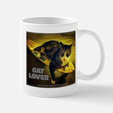 Skateboarding Cat - Cat Lover Mugs