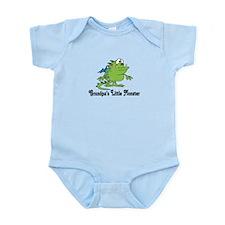 Grandpa's Little Monster Baby/Toddler bodysuit