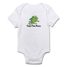 Daddy's Little Monster Baby/Toddler bodysuit