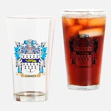 Cool Garret Drinking Glass