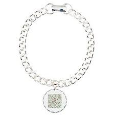Ulam Spiral Bracelet