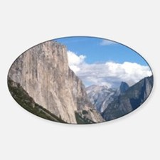 Yosemite El Capitan Decal