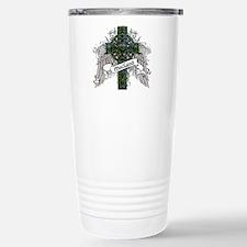MacLeod Tartan Cross Travel Mug