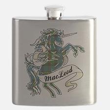 MacLeod Unicorn Flask