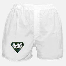 MacLeod Superhero Boxer Shorts