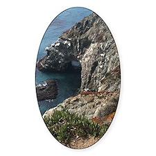 ocean view Decal