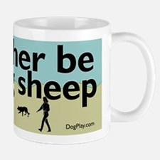 Driving Sheep Mug