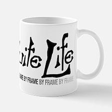 SuiteLife - Frame By Frame - BLACK Mugs
