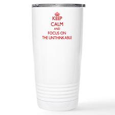 Unique Beyond belief Travel Mug