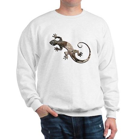 Brown Stone Gecko Sweatshirt