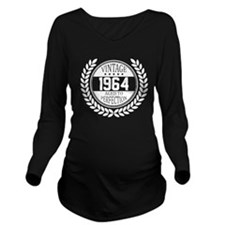 Vintage 1964 Aged To Perfection Long Sleeve Matern