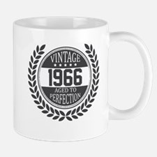 Vintage 1966 Aged To Perfection Mugs