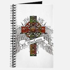 MacLean Tartan Cross Journal
