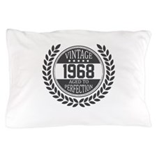 Vintage 1968 Aged To Perfection Pillow Case